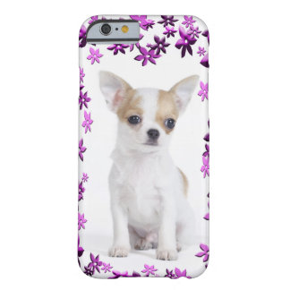 Chihuahua puppy iPhone 6 case Barely There iPhone 6 Case