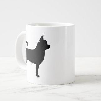 Chihuahua Silhouettes Large Coffee Mug