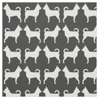 Chihuahua Silhouettes Pattern