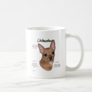 Chihuahua (smooth) History Design Coffee Mug