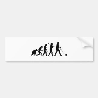 Chihuahua Smoothcoated Bumper Sticker