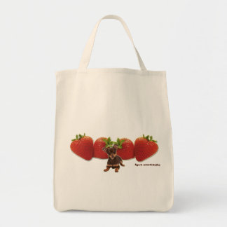 Chihuahua Strawberries Alore Bag