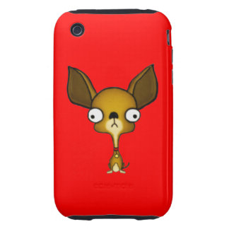 Chihuahua Tough iPhone 3 Cases
