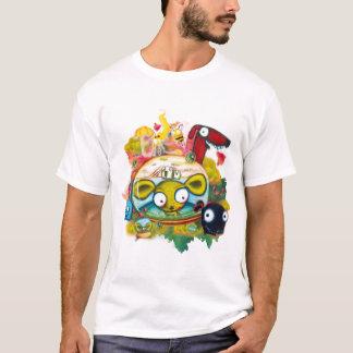 Chihuahuas in Space Aleloop T-shirt