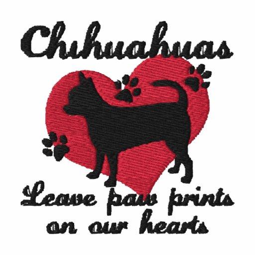 Chihuahuas Leave Paw Prints