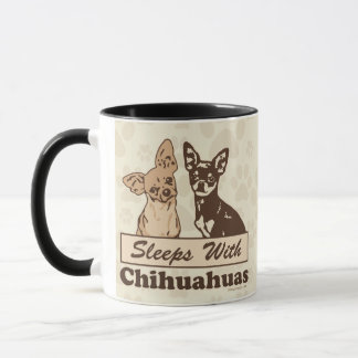 Chihuahuas Owners Design Mug