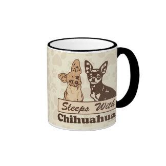 Chihuahuas Owners Design Ringer Mug