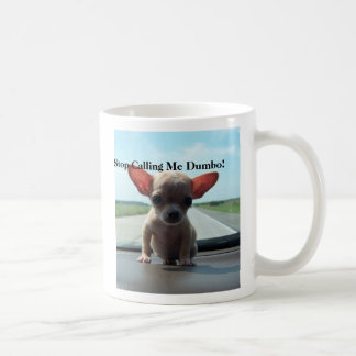 Chihuhua Dog Coffee Cup