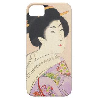 Chikanobu Yoshu True Beauties Unknown Title iPhone 5 Cover