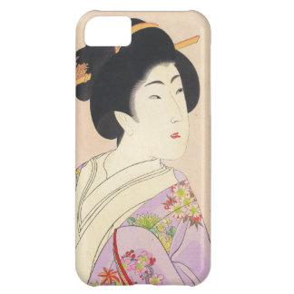 Chikanobu Yoshu True Beauties Unknown Title iPhone 5C Case