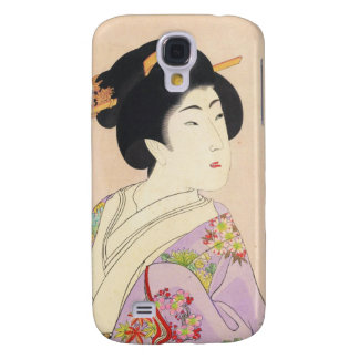 Chikanobu Yoshu True Beauties Unknown Title Galaxy S4 Case