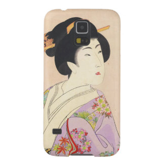 Chikanobu Yoshu True Beauties Unknown Title Galaxy S5 Cases