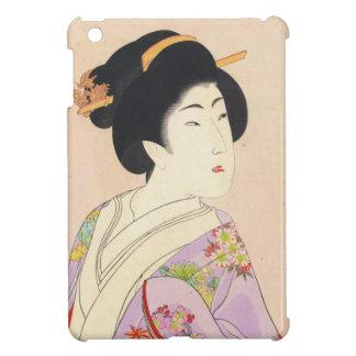 Chikanobu Yoshu True Beauties Unknown Title iPad Mini Cover