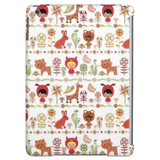 Child and Animals Pattern