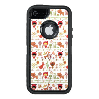 Child and Animals Pattern OtterBox iPhone 5/5s/SE Case