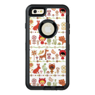 Child and Animals Pattern OtterBox iPhone 6/6s Plus Case