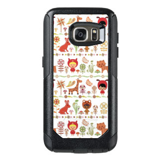 Child and Animals Pattern OtterBox Samsung Galaxy S7 Case