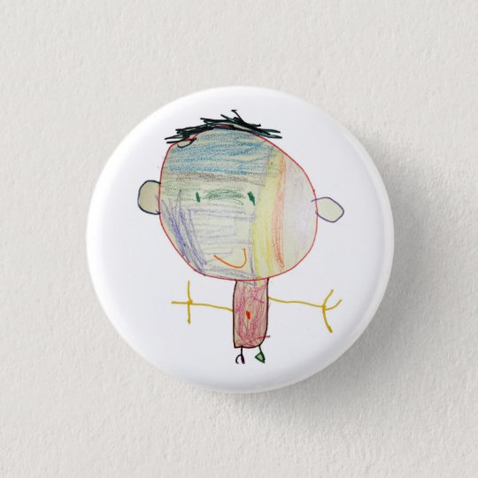 Child Drawing Button