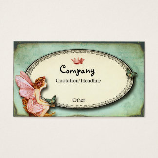 Child Fairy Business Card