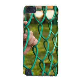 Child finger on fence iPod touch (5th generation) covers