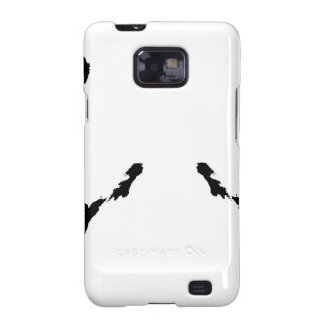 Child Handprints Galaxy SII Cover