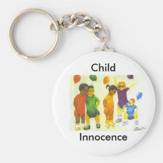 Child Innocence Key Ring
