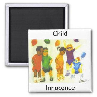 Child Innocence Magnet