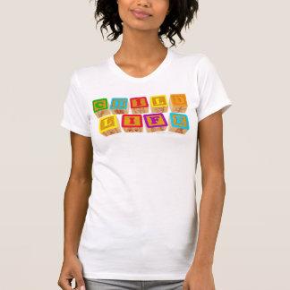 "Child Life ""Blocks"" Apparel T-Shirt"