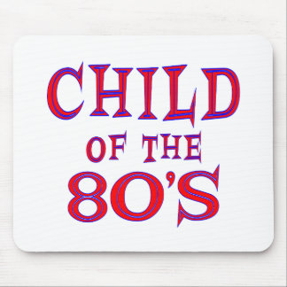 Child of 80s mouse pads