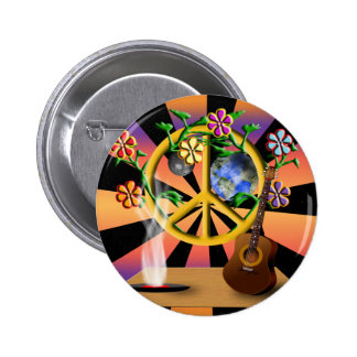 Child of God 6 Cm Round Badge