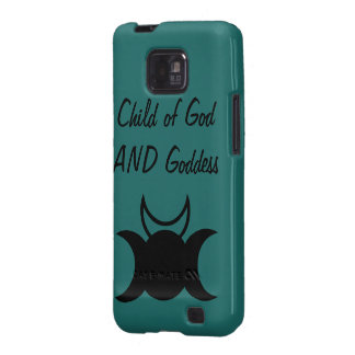 Child of God AND Goddess Galaxy S2 Covers
