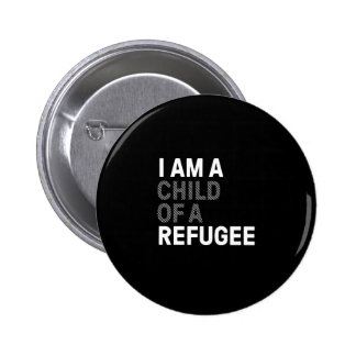 Child of Refugee pin
