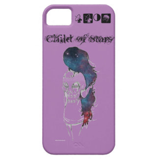 Child of Stars Case For The iPhone 5