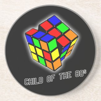 Child of the 80s Coaster Gift