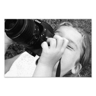 child photo print