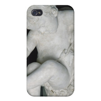 Child Playing with his Foot, 1779 iPhone 4 Covers