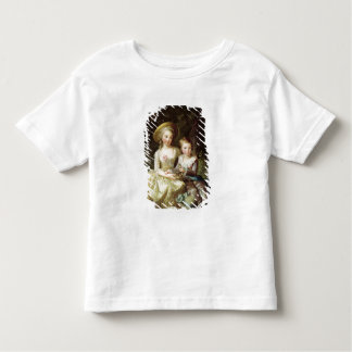 Child portraits of Marie-Therese-Charlotte Toddler T-Shirt