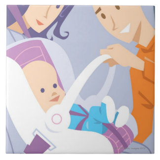 Child Safety Seat Tile