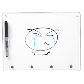 Child said dry erase boards