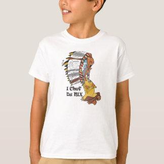 Child shirt motive:  Indianerhäuptling