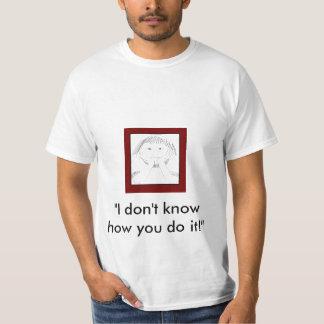 Child Wondering T-Shirt