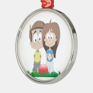Childcare - Summer Camp - School Business Theme Christmas Ornament