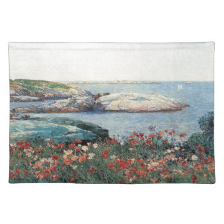 Childe Hassam - Poppies Isles of Shoals Placemat