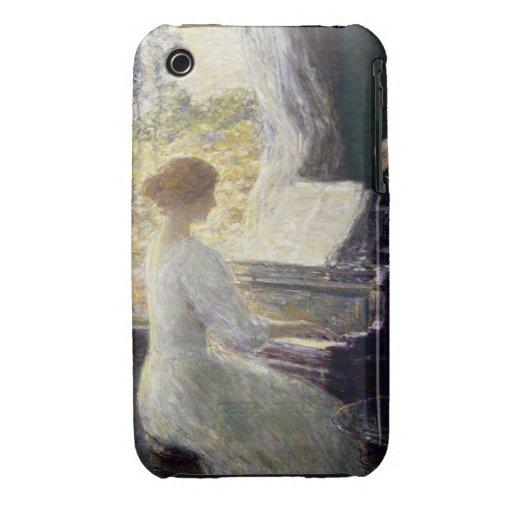 Childe Hassam - The Sonata Case-Mate iPhone 3 Cases