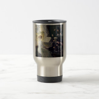 Childe Hassam - The Sonata 15 Oz Stainless Steel Travel Mug