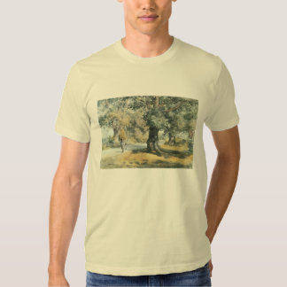 Childe Hassam - Wayside Inn Mass T Shirts