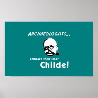 Childeish! Poster