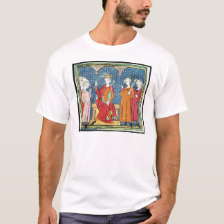 Childeric II , Merovingian King of Austrasia T-Shirt