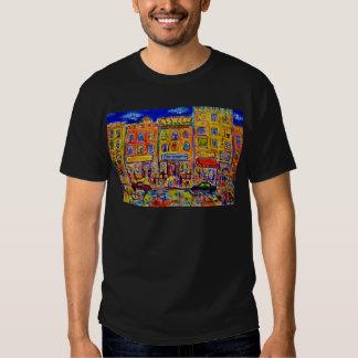 Childhood Bronx  2 by Piliero Shirts