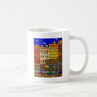 Childhood Bronx 6 by Piliero Coffee Mug